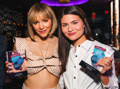 Katharine McPhee and Phillipa Soo get together with their Broadway.com Audience Choice Awards.