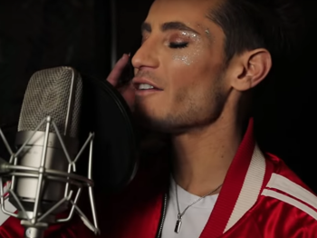 Watch Frankie Grande Sing Rent's 'Seasons of Love' with Fierce Guest Vocals from Little Sis Ariana Grande