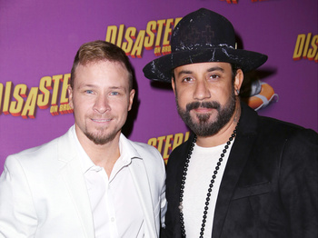 Backstreet Boys Musical in the Works! Brian Littrell & A.J. McLean on Their Broadway Show: 'It's Jersey Boys Meets Cirque Du Soleil'