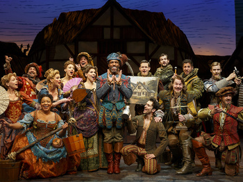 The Future Is Bright! Win Tickets to See Something Rotten! on Broadway