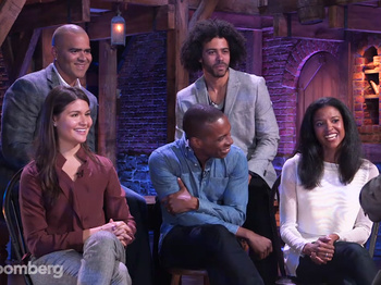 We Know! Hamilton Leads Discuss Why Lin-Manuel Miranda is a 'Genius'