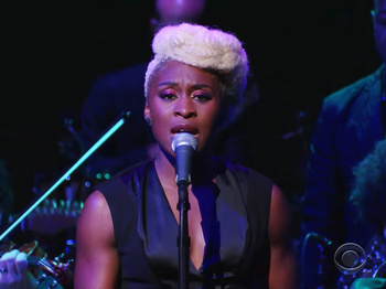 Watch The Color Purple Tony Nominee Cynthia Erivo Completely Slay 'I'm Here'