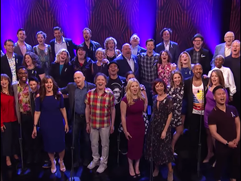 Watch the Broadway Community Perform the (Chart-Topping!) 'What the World Needs Now Is Love'
