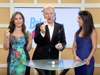 Presto! Broadway Balances America Reveals the Magic Behind The Illusionists—Live From Broadway