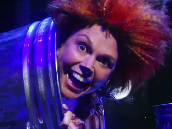 Want to Know What Happiness Is? Watch Sweet Charity's Sutton Foster Revamp Cats