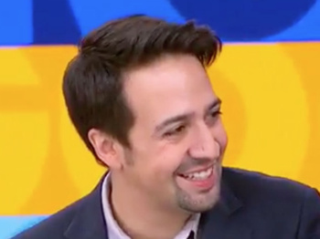 Lin-Manuel Miranda on Dancing with Emily Blunt in Mary Poppins, The Rock's 'Gaston-Level' Charm in Moana & More
