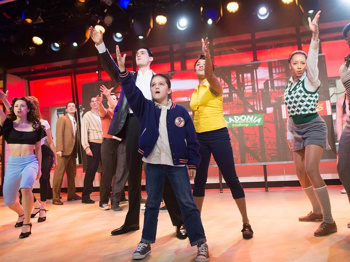 Welcome to the Neighborhood! See A Bronx Tale's Cast Perform 'Belmont Avenue'