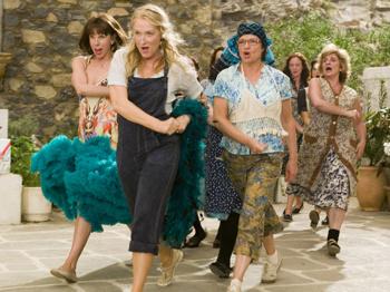 Here We Go Again! Mamma Mia! Movie Sequel with Original Cast Set for 2018
