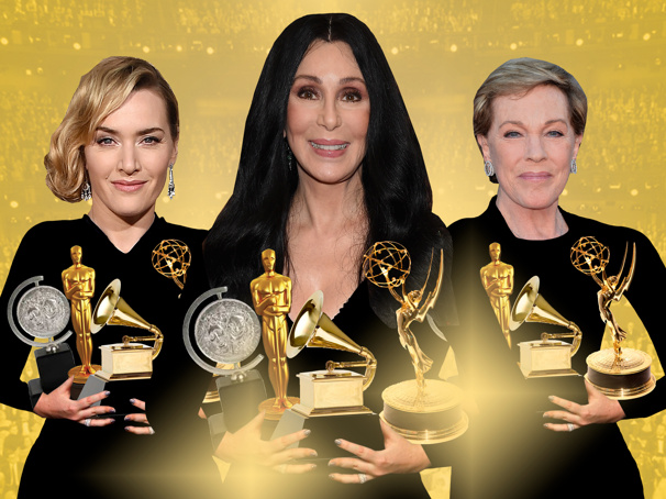 EGOT Tracker: These Artists Only Need a Tony Award to Complete the Quadruple Crown