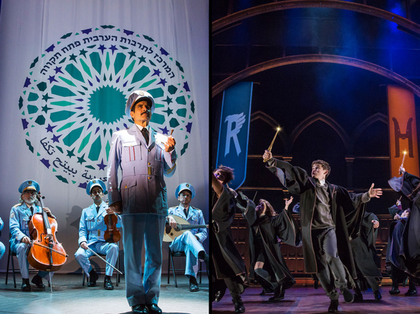 The Band's Visit & Harry Potter and the Cursed Child Top 2018 Tony Award Winners