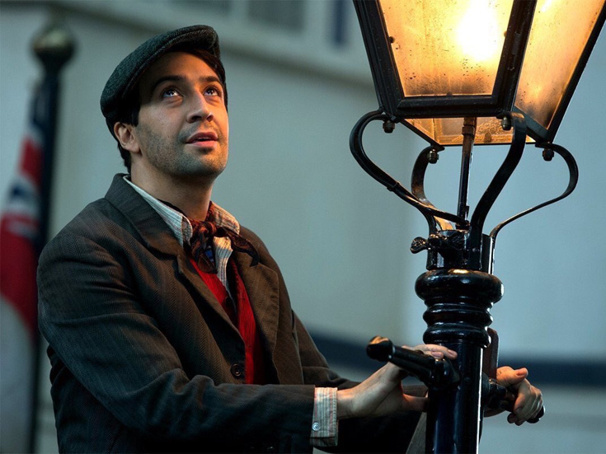 Hear Lin-Manuel Miranda Sing a Lively New Tune in the Latest Sneak Peek at Mary Poppins Returns