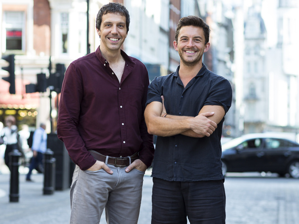 Jonathan Bailey & Alex Gaumond Are Final Couple Announced for Gender-Swapped Company
