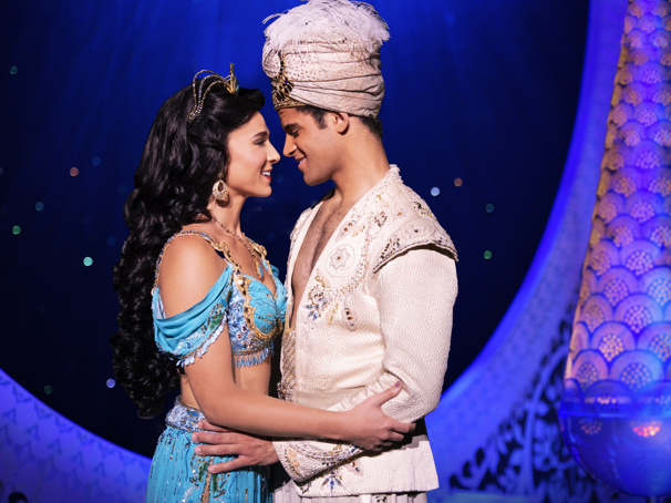 One Jump Ahead! Tickets Now On Sale for the Tour of Disney's Aladdin in Louisville