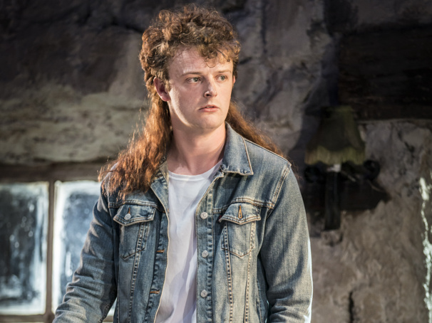 The Lieutenant of Inishmore's Chris Walley on Working with Poldark's Aidan Turner & Making a Splashy Debut