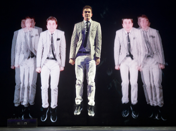 The Illusionists Will Return Home to the Marquis Theatre for New Holiday Engagement