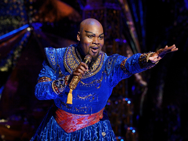 Aladdin Star Michael James Scott on Playing the Genie in London and All Over the World