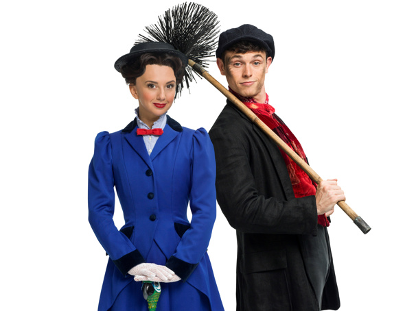 Additional Casting Set for West End Return of Mary Poppins, Starring Zizi Strallen & Charlie Stemp