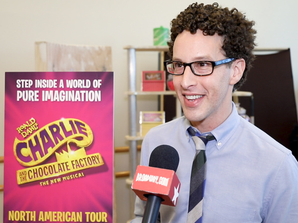 The Broadway.com Show: Play Along with the Stars of the Charlie and the Chocolate Factory Tour