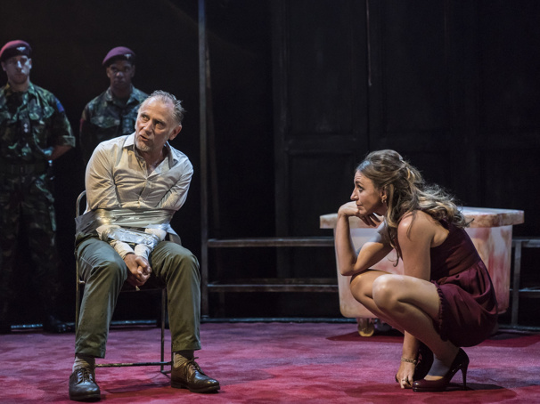London Stage Star Kirsty Bushell on Playing the Fierce and Feral Regan Opposite Ian McKellen in King Lear