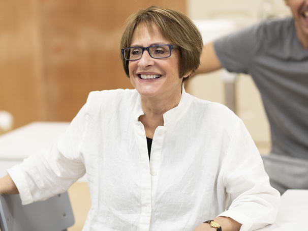 Patti LuPone & More Sing Out in the Sitzprobe for London's Gender-Swapped Company