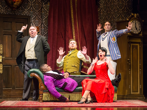 Whodunit?! Tickets Now on Sale for the New Comedy The Play That Goes Wrong in Omaha