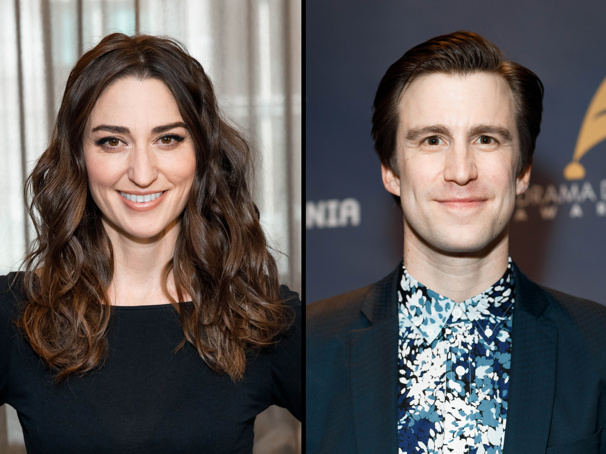 Watch Sara Bareilles & Gavin Creel Sing an Adorable Rendition of 'Bad Idea' from Waitress