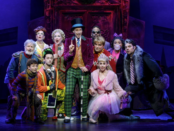 It's a Golden Day! Tickets Now on Sale for Roald Dahl's Charlie and the Chocolate Factory in Baltimore