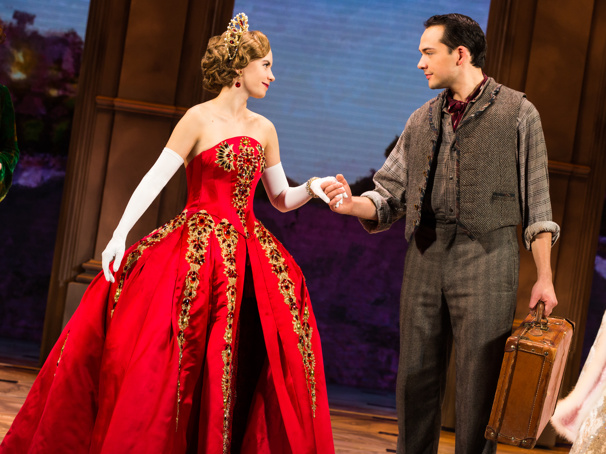 Journey to the Past! Tickets Now on Sale for the National Tour of Anastasia in Houston