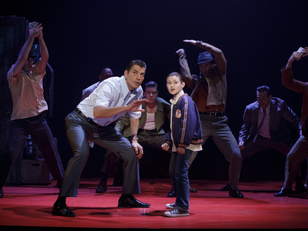 One of the Great Ones! Tickets Now on Sale for the National Tour of A Bronx Tale in Minneapolis