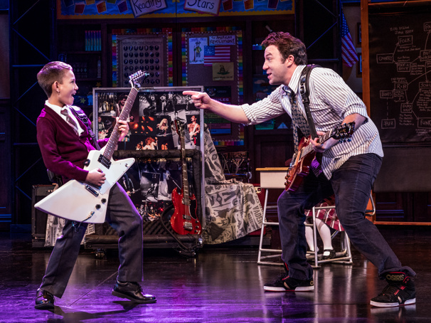 Blowing Out Amps! Tickets Now on Sale for School of Rock: The Musical in Madison