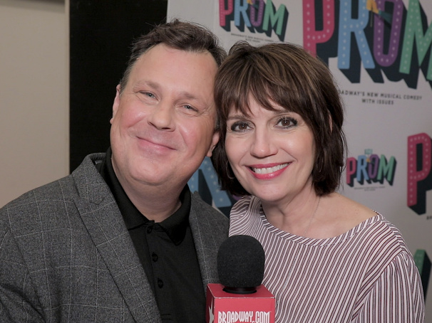 The Broadway.com Show: The Prom's Beth Leavel, Brooks Ashmanskas & More Talk Bringing the Show to Broadway