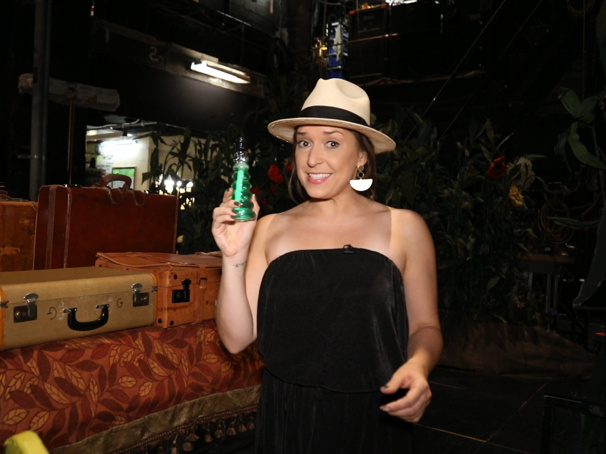 The Broadway.com Show: Go Backstage at Wicked with Jessica Vosk for Five Swankified Secrets