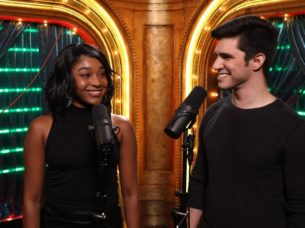 Music Video: A Bronx Tale Tour's Joey Barreiro & Brianna-Marie Bell Sing 'In a World Like This'