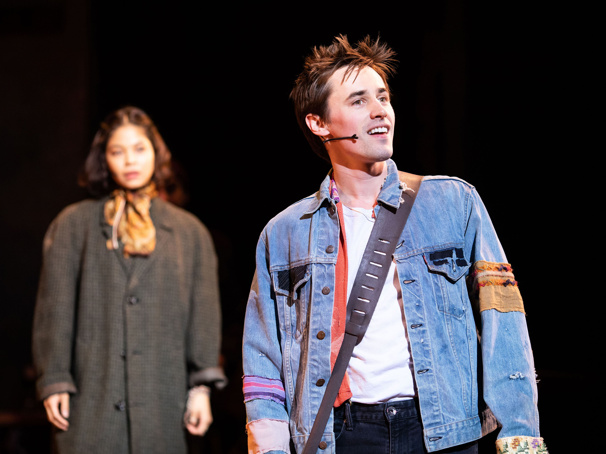 Reeve Carney on Descending into London's Hadestown After Soaring in Broadway's Spider-Man