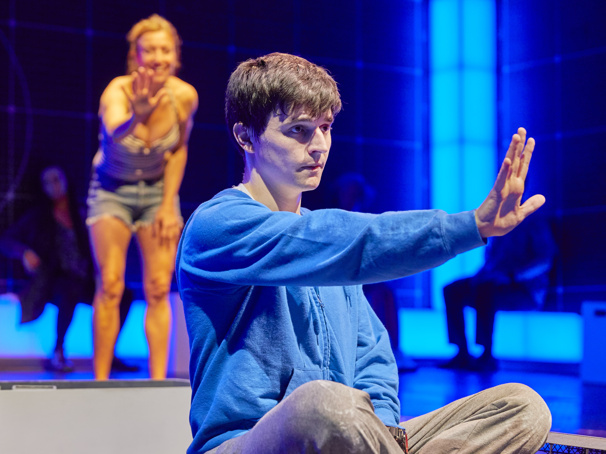 Joshua Jenkins on Playing a Teen Again in The Curious Incident of the Dog in the Night-Time in the West End