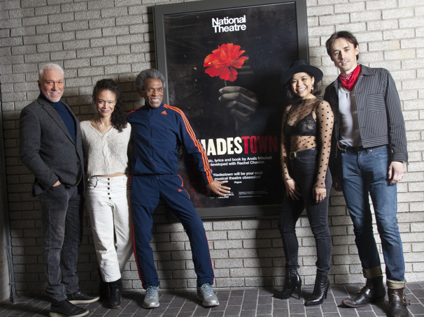 Patrick Page, Eva Noblezada, Reeve Carney & More Confirmed for Hadestown on Broadway
