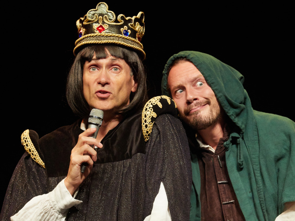 Horrible Histories Will Return to the West End's Apollo Theatre with Barmy Britain—Part Four!
