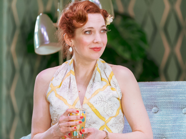 Katherine Parkinson on Playing a 1950s-Obsessed Housewife in the West End's Home, I'm Darling