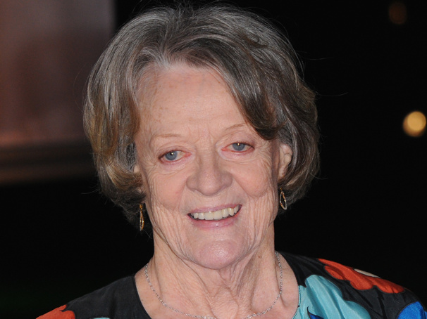 Maggie Smith to Play a Secretary in the Nazi Regime in London Solo Play A German Life