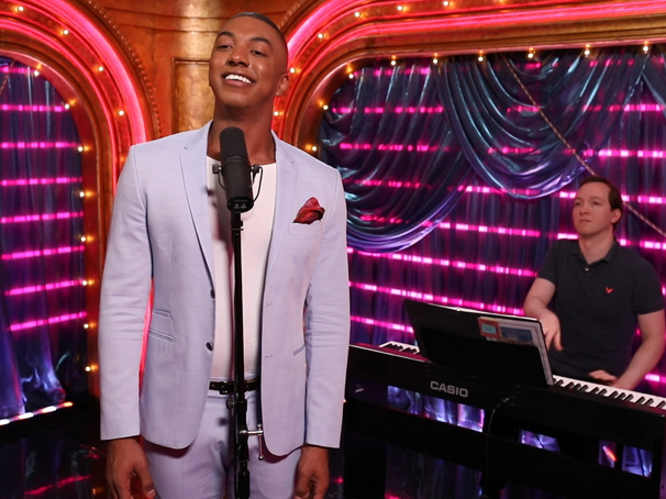 Watch My Fair Lady's Christian Dante White's Swoon-Worthy Performance of 'On the Street Where You Live'