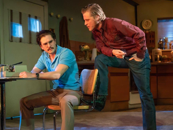 West End's True West, with Kit Harington & Johnny Flynn, Captured by Audible