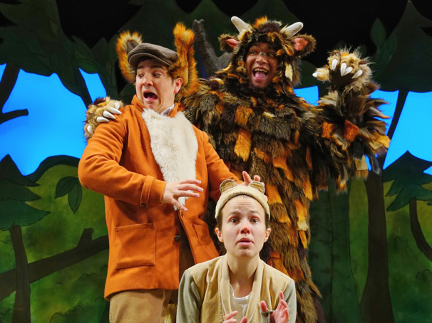 The Gruffalo Sets West End Return in Advance of U.K. Tour