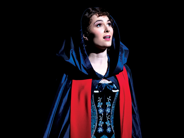 Kelly Mathieson on Having a Phantom of the Opera Birthday Cake to Starring as Christine Daae in the West End