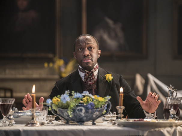 Olivier Winner Giles Terera on Starring in London's Rosmersholm and Sniffling Through Hamilton
