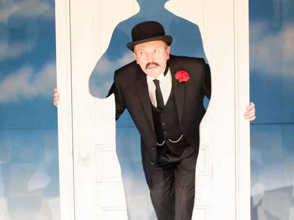 The Life I Lead, Featuring Miles Jupp as Mary Poppins Film Star David Tomlinson, Sets West End Transfer