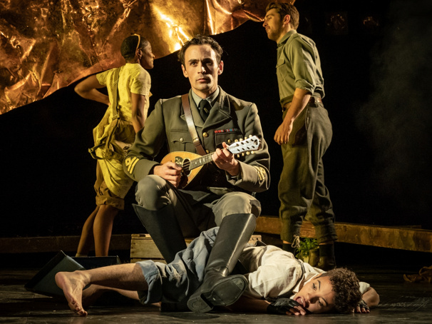 Alex Mugnaioni on the Thrill of Making His West End Debut in Captain Corelli's Mandolin