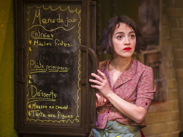 Amélie Musical Will Transfer to London's Other Palace Theatre