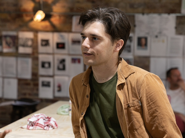 Andy Mientus on Starring in London's The View UpStairs, Talking about Smash Every Day and Projects with Michael Arden