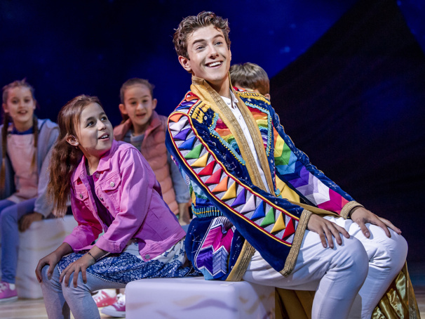 Joseph and the Amazing Technicolor Dreamcoat Will Return to the London Palladium in 2020