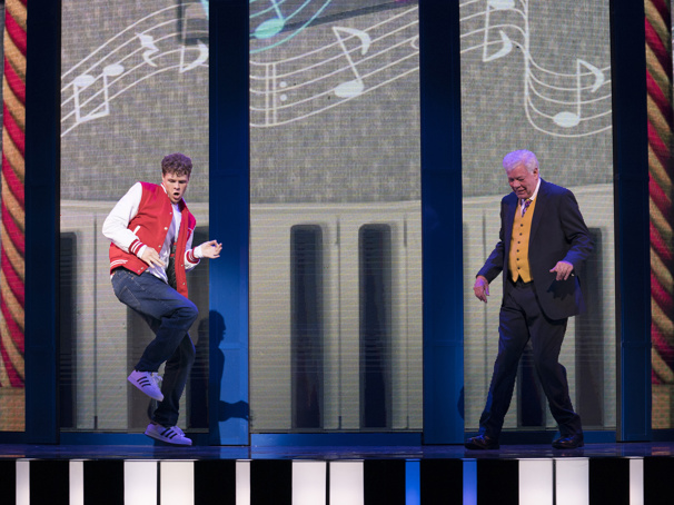 Jay McGuiness Dusts Off His Dancing Shoes for the West End's Big the Musical
